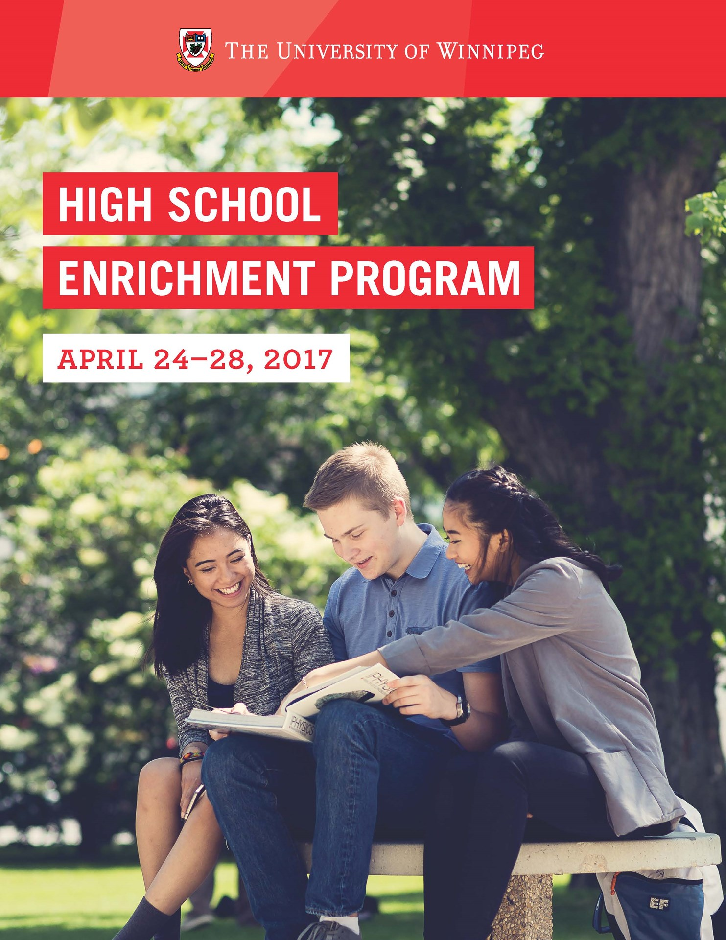 University of Winnipeg High School Enrichment Program